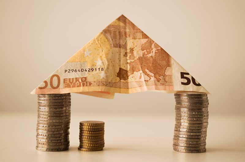 Negativzinsen für Immobilienkredite